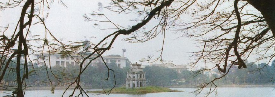 Hanoi - Hoan Kiem Lake